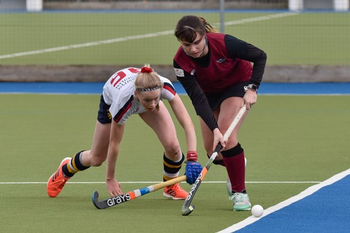 Ladies' 1s v University of Birmingham 019