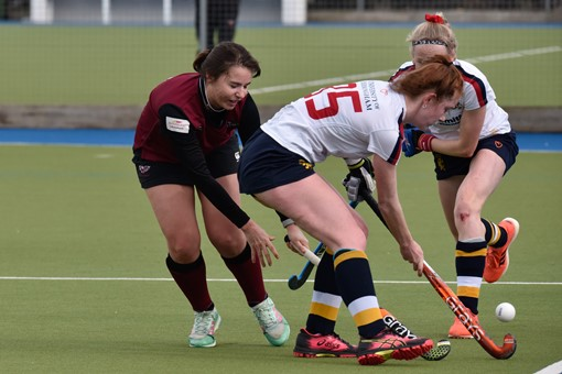 Ladies' 1s v University of Birmingham 020