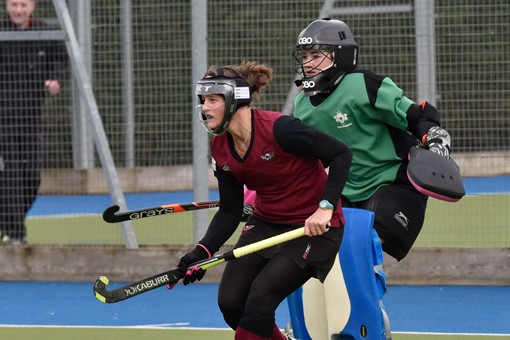 Ladies' 1s v University of Birmingham 021