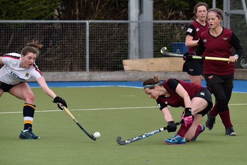 Ladies' 1s v University of Birmingham 022