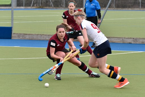 Ladies' 1s v University of Birmingham 023