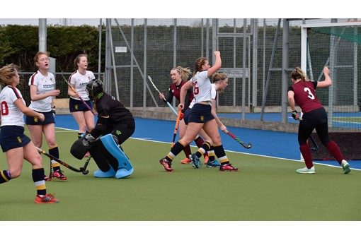 Ladies' 1s v University of Birmingham 024