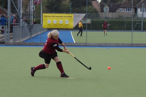 Ladies' 7s v Bicester in friendly game 003
