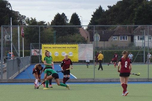 Ladies' 7s v Bicester in friendly game 004