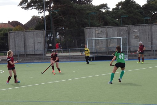 Ladies' 7s v Bicester in friendly game 005