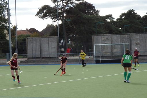 Ladies' 7s v Bicester in friendly game 006