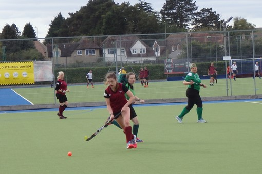 Ladies' 7s v Bicester in friendly game 007