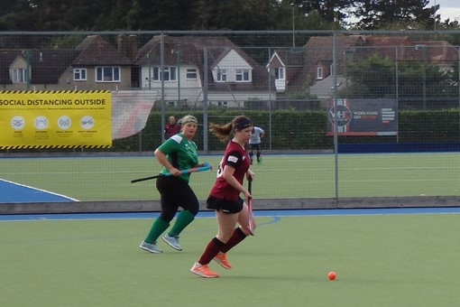 Ladies' 7s v Bicester in friendly game 009