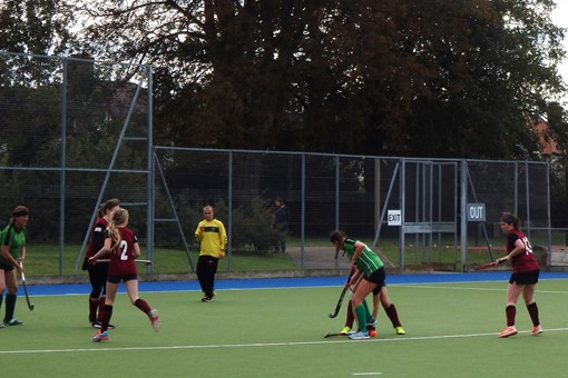 Ladies' 7s v Bicester in friendly game 011