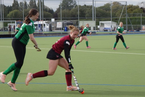 Ladies' 7s v Bicester in friendly game 012