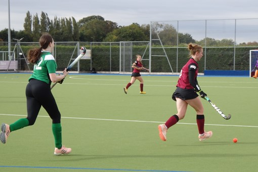 Ladies' 7s v Bicester in friendly game 013