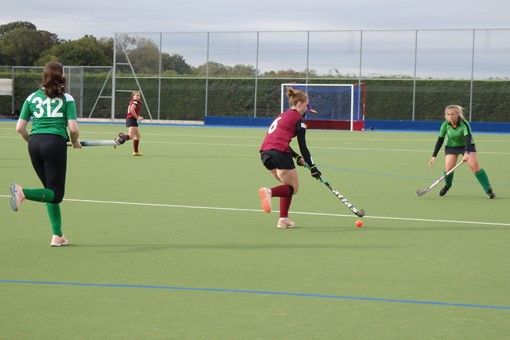 Ladies' 7s v Bicester in friendly game 014
