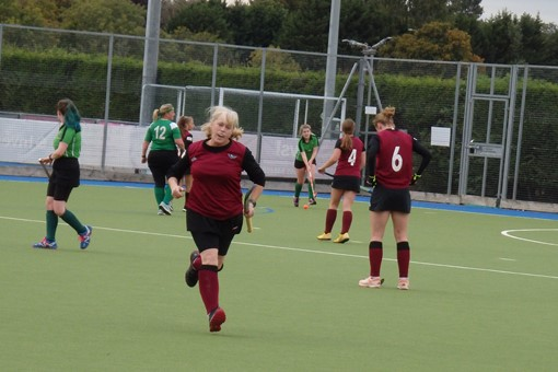 Ladies' 7s v Bicester in friendly game 015