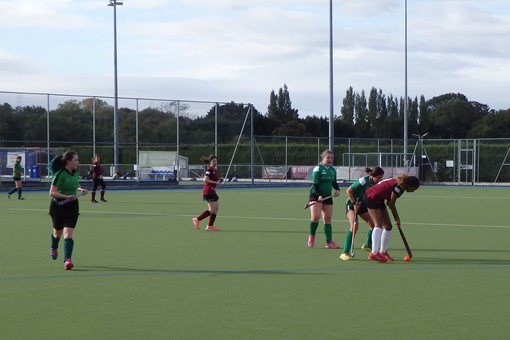 Ladies' 7s v Bicester in friendly game 019