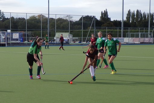 Ladies' 7s v Bicester in friendly game 020