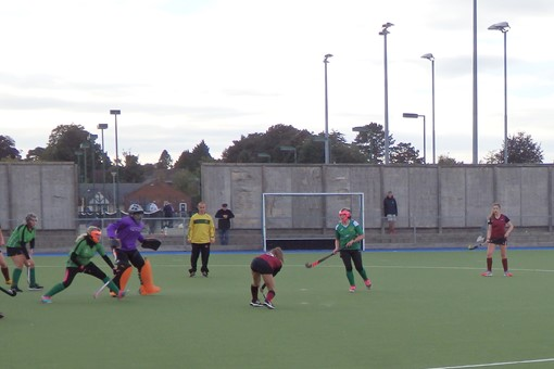 Ladies' 7s v Bicester in friendly game 023