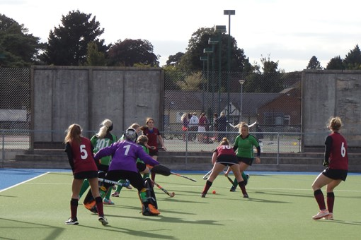 Ladies' 7s v Bicester in friendly game 025