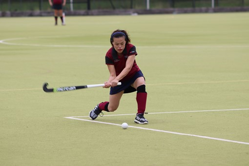 Ladies' 8s v Iver & Burnham 001