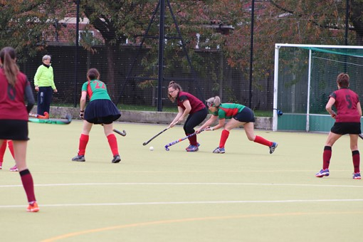 Ladies' 8s v Iver & Burnham 003