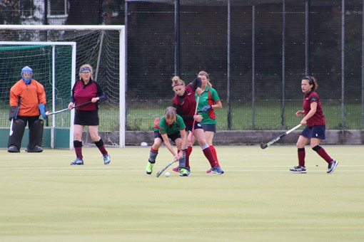Ladies' 8s v Iver & Burnham 005