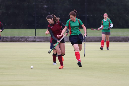 Ladies' 8s v Iver & Burnham 006
