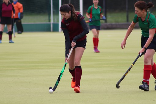 Ladies' 8s v Iver & Burnham 007