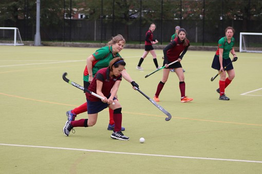 Ladies' 8s v Iver & Burnham 008