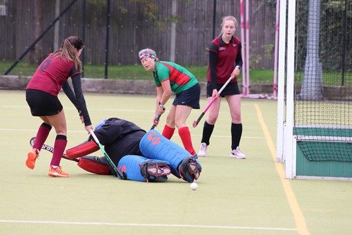 Ladies' 8s v Iver & Burnham 011