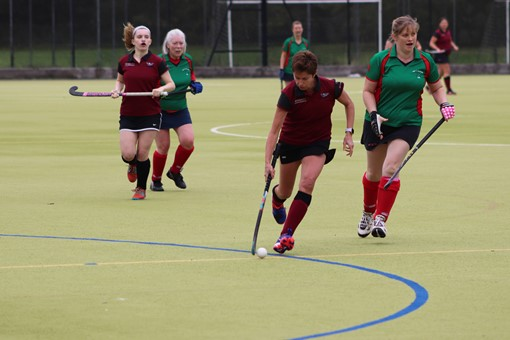 Ladies' 8s v Iver & Burnham 013