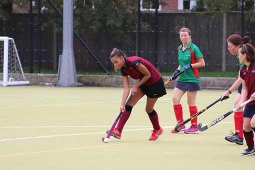 Ladies' 8s v Iver & Burnham 014