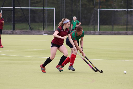 Ladies' 8s v Iver & Burnham 021