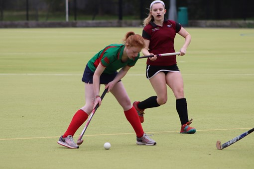 Ladies' 8s v Iver & Burnham 022