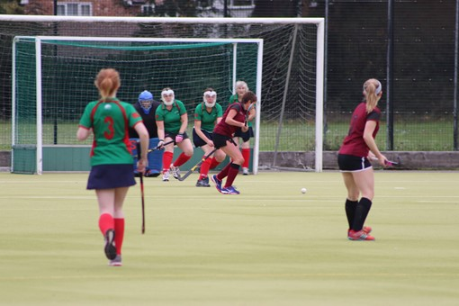 Ladies' 8s v Iver & Burnham 023