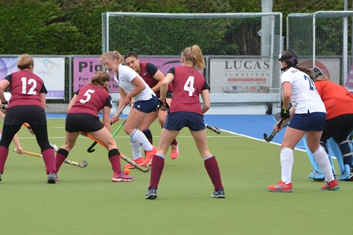 Ladies' 3s v Oxford University 2s 001