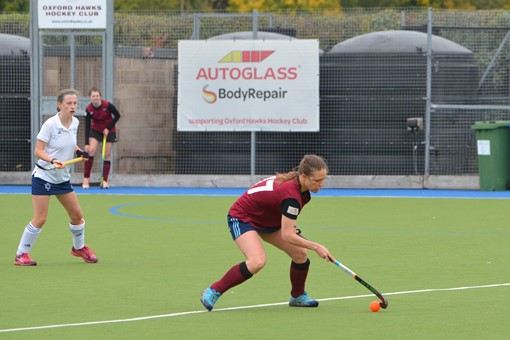 Ladies' 3s v Oxford University 2s 003