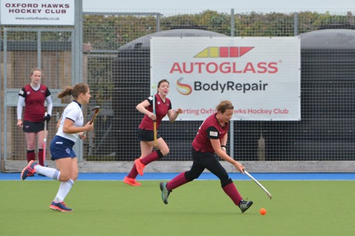 Ladies' 3s v Oxford University 2s 004