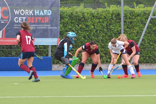 Ladies' 3s v Oxford University 2s 005