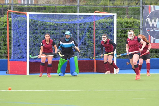 Ladies' 3s v Oxford University 2s 006