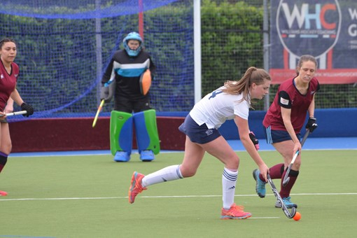 Ladies' 3s v Oxford University 2s 007