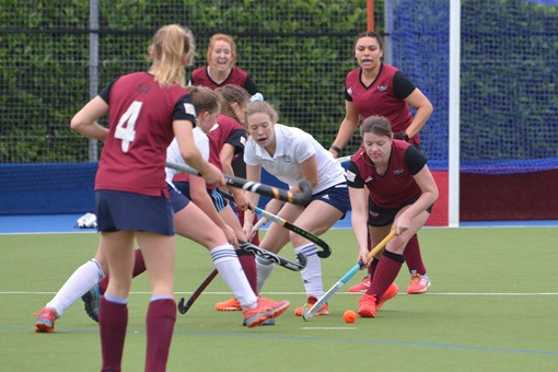 Ladies' 3s v Oxford University 2s 008