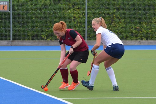 Ladies' 3s v Oxford University 2s 009