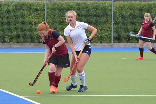 Ladies' 3s v Oxford University 2s 010