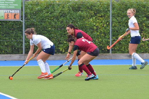 Ladies' 3s v Oxford University 2s 011