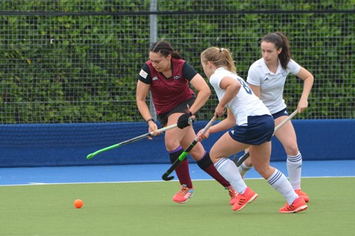 Ladies' 3s v Oxford University 2s 013