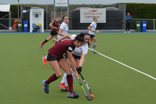 Ladies' 3s v Oxford University 2s 014