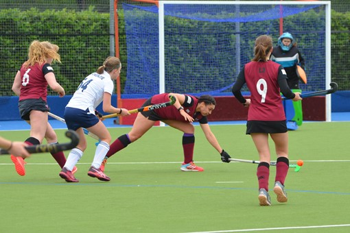 Ladies' 3s v Oxford University 2s 015