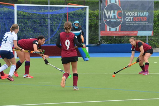 Ladies' 3s v Oxford University 2s 016