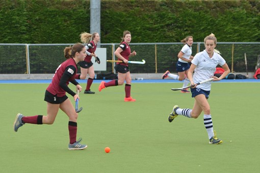 Ladies' 3s v Oxford University 2s 017