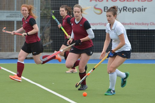 Ladies' 3s v Oxford University 2s 018