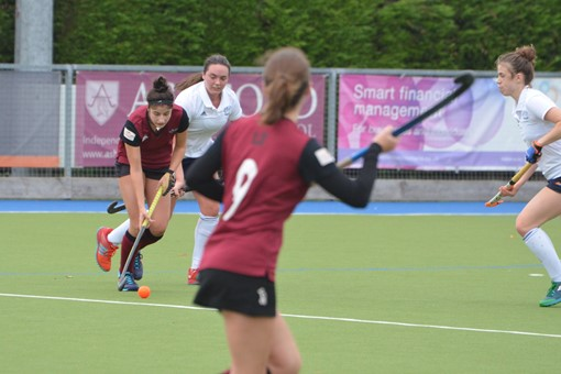 Ladies' 3s v Oxford University 2s 019